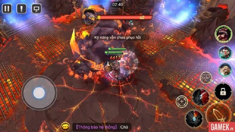 Thêm 1 game ăn theo chủ đề Dota 2 xuất hiện tại làng game Việt