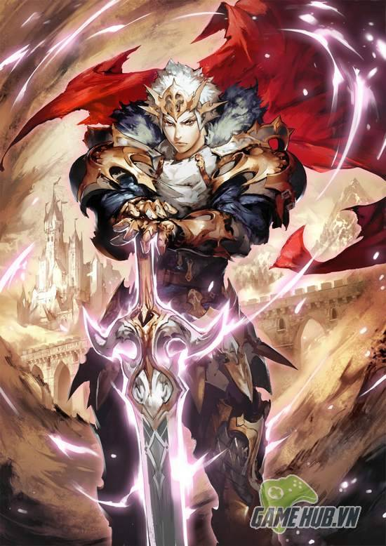 Soul Reverse Zero - RPG cực chất của SEGA sẽ có tại Việt Nam