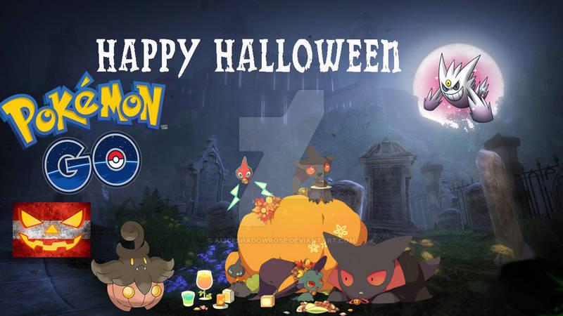 Game thủ Pokemon Go sắp đắm mình trong cơn mưa phần thưởng hấp dẫn từ sự kiện Halloween
