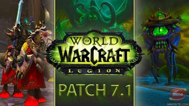 Nay đã có thể chơi bản Patch mới nhất của World Of Warcraft 7.1