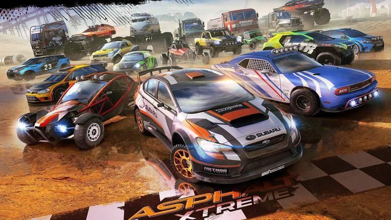 Tải ngay Asphalt Xtreme - Game đua xe siêu khủng của Gameloft