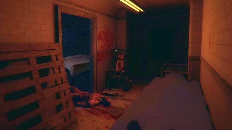 Mental Hospital V - Truyền nhân Outlast 2 mang cơn khát máu lên Mobile