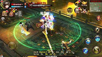 Thiên Long Bát Bộ 3D Mobile tặng hàng ngàn KNB server mới Bạo Long