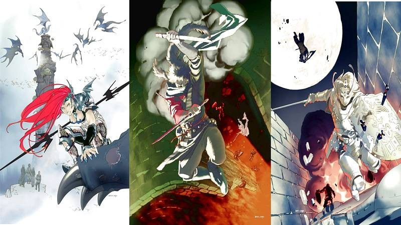 Final Fantasy Dimensions 2 - Siêu phẩm tiếp theo của Square Enix trên Mobile