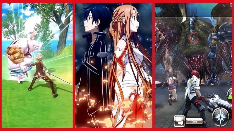 Top 5 Game Nhật chuẩn bị gây bão Mobile