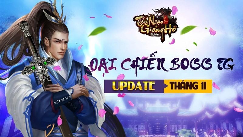 Tiếu Ngạo Giang Hồ Mobile - Giftcode