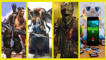 best game 2016, esport, esport 2016, game mobile, game mobile 2016, game pc/console, game pc/console 2016, golden joystick awards, golden joystick awards 2016, hideo kojima, top game 2016, top game fps 2016, top game rpg 2016