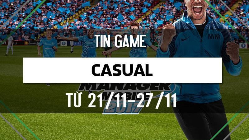 Điểm tin Game Casual - Số 57