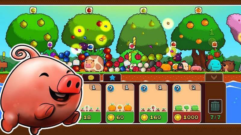 Plantera - Game giả lập nông trại ngộ nhất Mobile