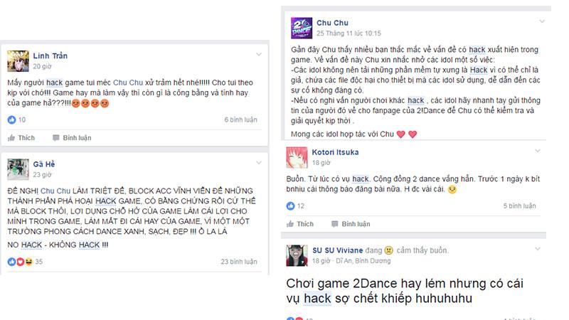 """Cộng đồng idol 2!Dance mâu thuẫn, """"rạn nứt"""" vì vấn nạn hack game"""