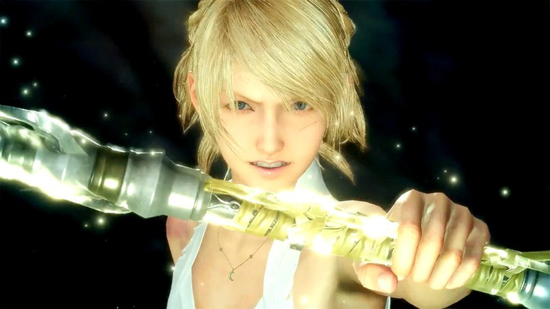 Final Fantasy XV tung Trailer nửa thật nửa ảo gây bão ngày ra mắt