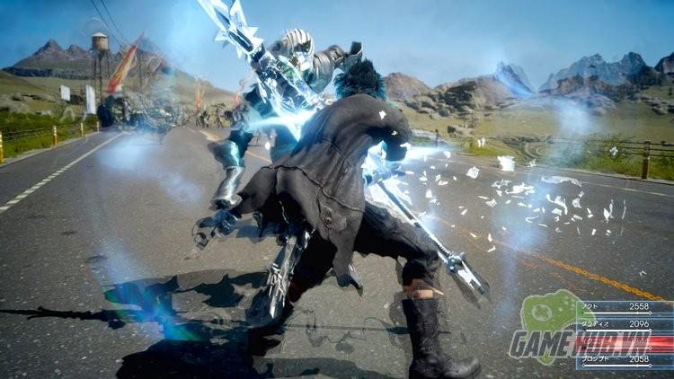 Final Fantasy XV tung Trailer nửa thật nửa ảo gây bão ngày ra mắt - ảnh 5