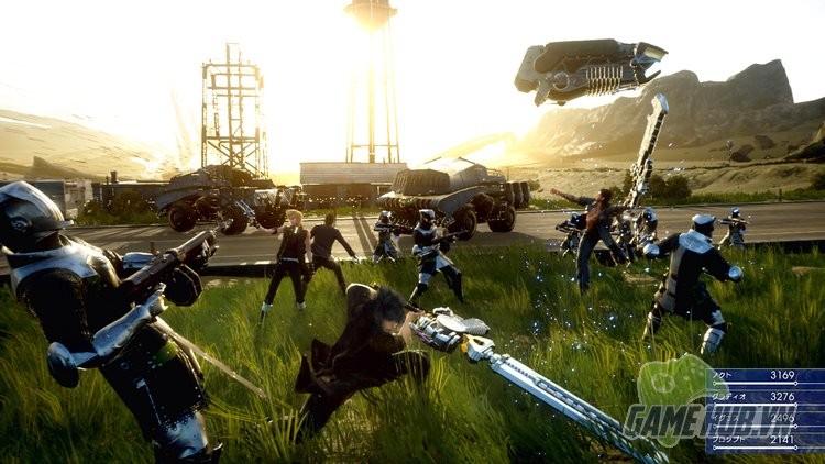 Final Fantasy XV tung Trailer nửa thật nửa ảo gây bão ngày ra mắt - ảnh 1
