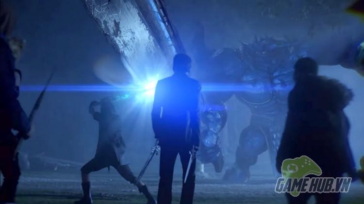 Final Fantasy XV tung Trailer nửa thật nửa ảo gây bão ngày ra mắt - ảnh 3