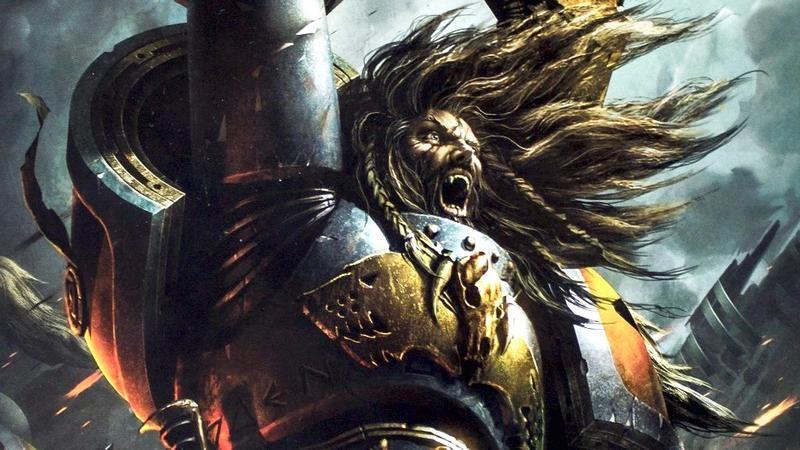 Wulfen - Những con ma sói đúng nghĩa của Warhammer 40K