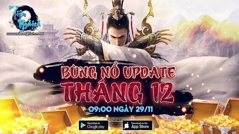 """Tiên Nghịch """"hâm nóng"""" làng game Việt với phiên bản update cực HOT"""