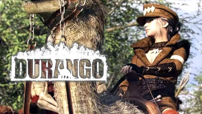 Nhanh tay đăng ký ngay Durango - Siêu phẩm MMORPG Hàn Quốc