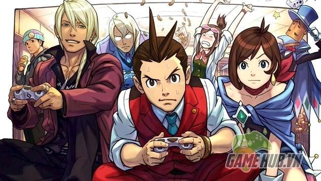 Apollo Justice: Ace Attorney - Siêu phẩm của Capcom chính thức lên Mobile - ảnh 1