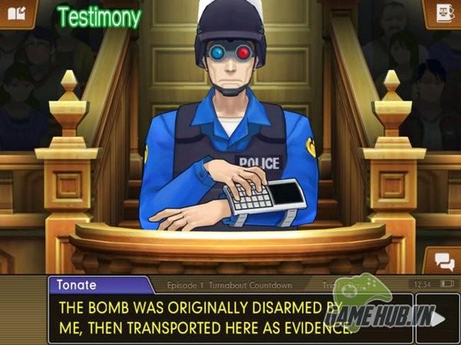 Apollo Justice: Ace Attorney - Siêu phẩm của Capcom chính thức lên Mobile - ảnh 4