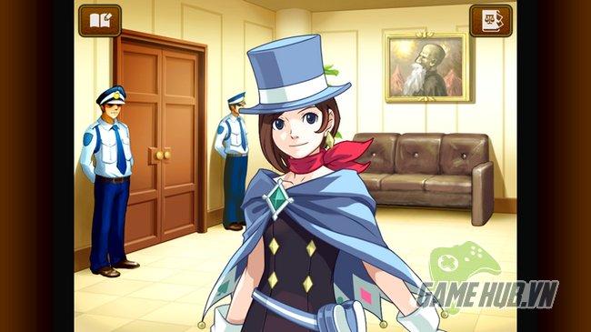 Apollo Justice: Ace Attorney - Siêu phẩm của Capcom chính thức lên Mobile - ảnh 2