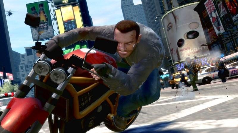 GTA 4 nhận Update mới sau... 6 năm im lìm
