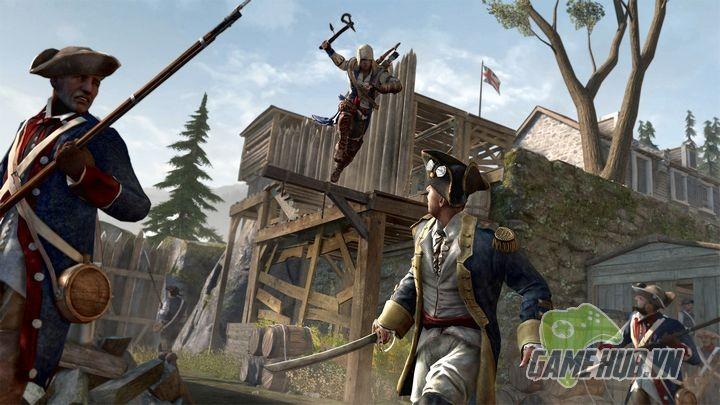 Ubisoft sẽ tặng miễn phí Assassin's Creed III trong tháng này - ảnh 5