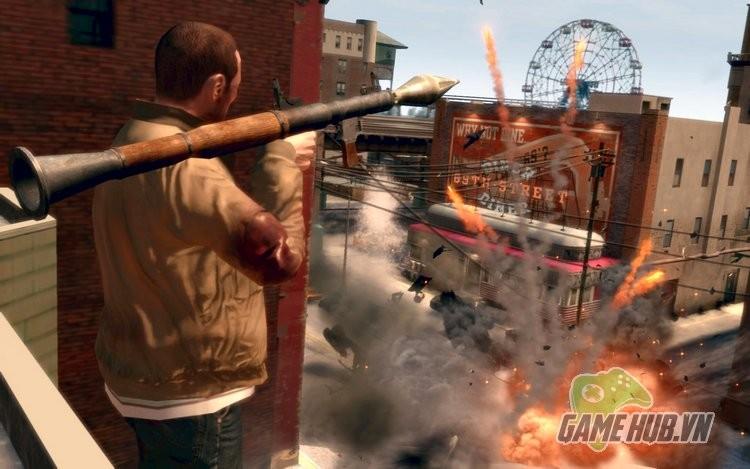 GTA 4 nhận Update mới sau... 6 năm im lìm - ảnh 1