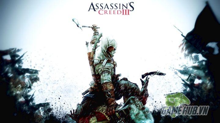 Ubisoft sẽ tặng miễn phí Assassin's Creed III trong tháng này - ảnh 1