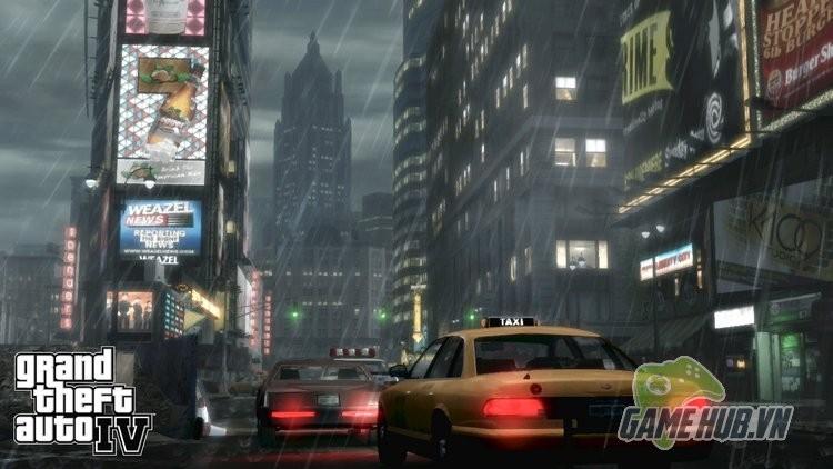 GTA 4 nhận Update mới sau... 6 năm im lìm - ảnh 3