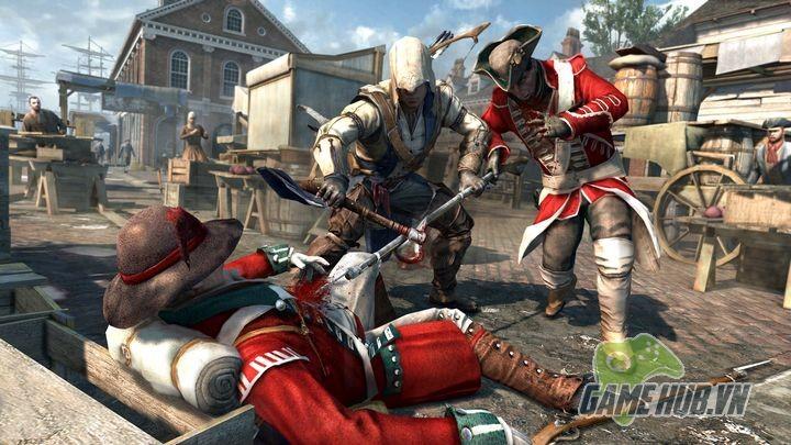 Ubisoft sẽ tặng miễn phí Assassin's Creed III trong tháng này - ảnh 2