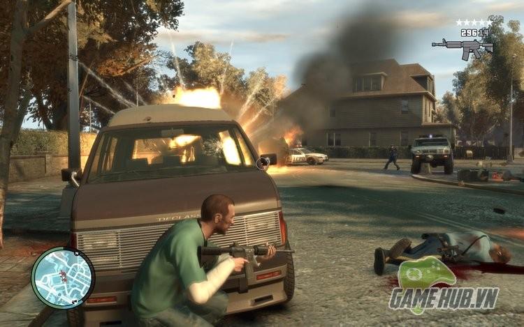 GTA 4 nhận Update mới sau... 6 năm im lìm - ảnh 4