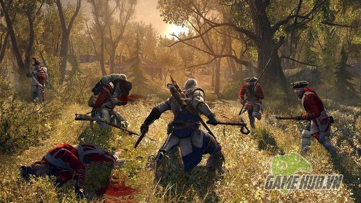 Ubisoft sẽ tặng miễn phí Assassin's Creed III trong tháng này - ảnh 3