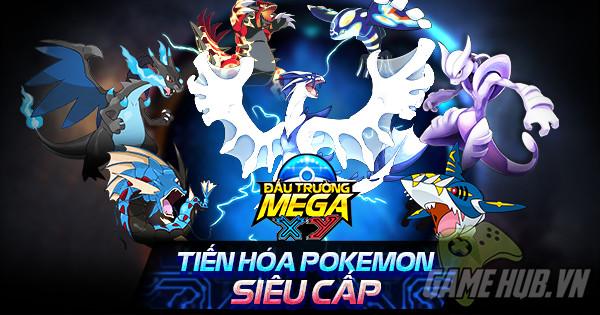 Fan Pokemon sẽ được chiêm ngưỡng tiến hoá Mega trong Đấu Trường Mega XY - ảnh 1