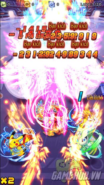 Fan Pokemon sẽ được chiêm ngưỡng tiến hoá Mega trong Đấu Trường Mega XY - ảnh 2