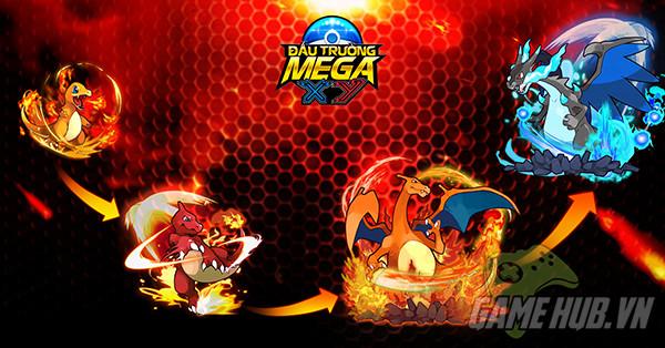 Fan Pokemon sẽ được chiêm ngưỡng tiến hoá Mega trong Đấu Trường Mega XY - ảnh 7
