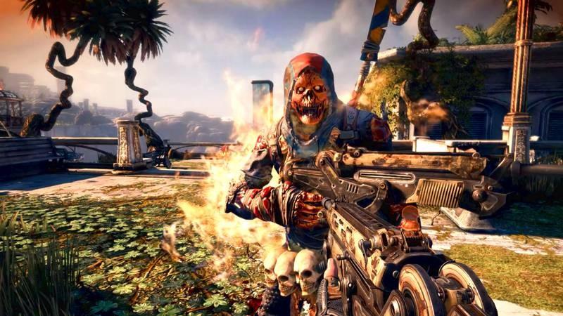 Bulletstorm - Siêu phẩm FPS không ai chơi trở lại với Trailer ngập ngụa bom đạn