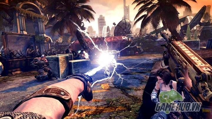 Bulletstorm - Siêu phẩm FPS không ai chơi trở lại với Trailer ngập ngụa bom đạn - ảnh 3