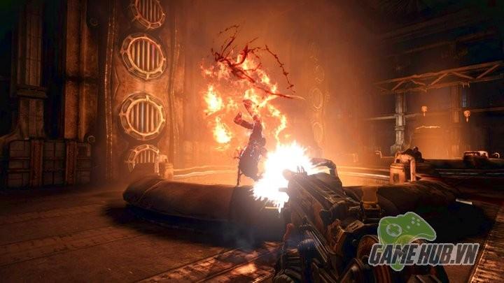 Bulletstorm - Siêu phẩm FPS không ai chơi trở lại với Trailer ngập ngụa bom đạn - ảnh 4