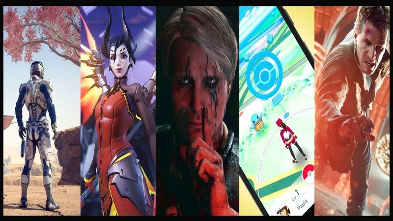 The Game Awards 2016 vinh danh game đỉnh nhất năm, tung một loạt Trailer khủng