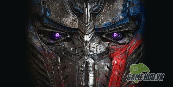 Transformers - Đại chiến Robot mang siêu phẩm đồ họa lên Mobile - ảnh 1