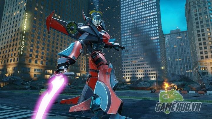 Transformers - Đại chiến Robot mang siêu phẩm đồ họa lên Mobile - ảnh 4