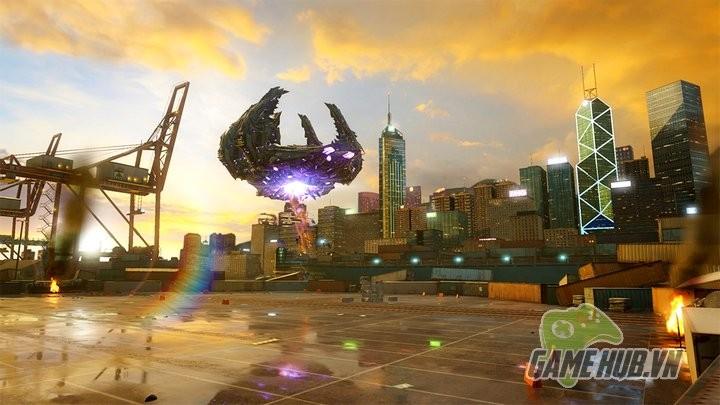 Transformers - Đại chiến Robot mang siêu phẩm đồ họa lên Mobile - ảnh 5
