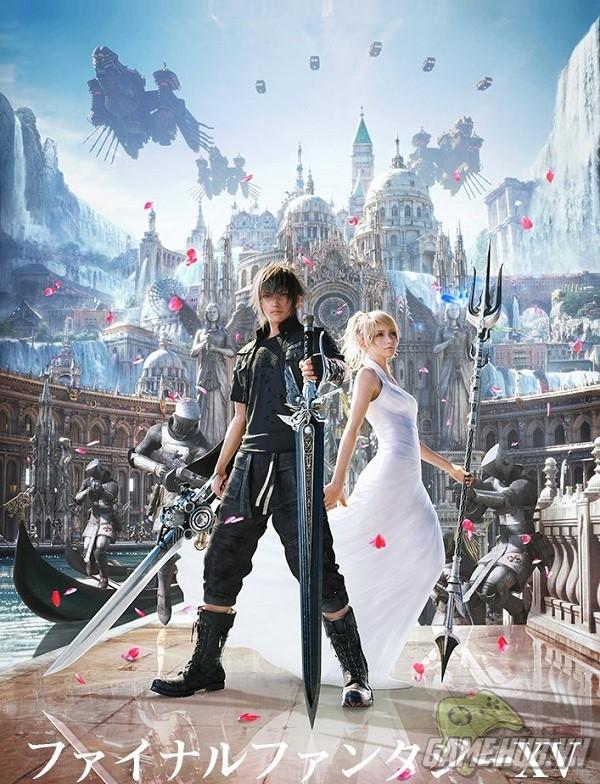 Đã tìm ra cặp đôi cosplay Final Fantasy 15 hoàn hảo nhất - ảnh 1