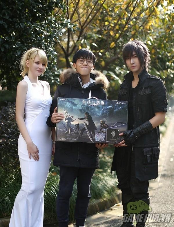 Đã tìm ra cặp đôi cosplay Final Fantasy 15 hoàn hảo nhất - ảnh 10