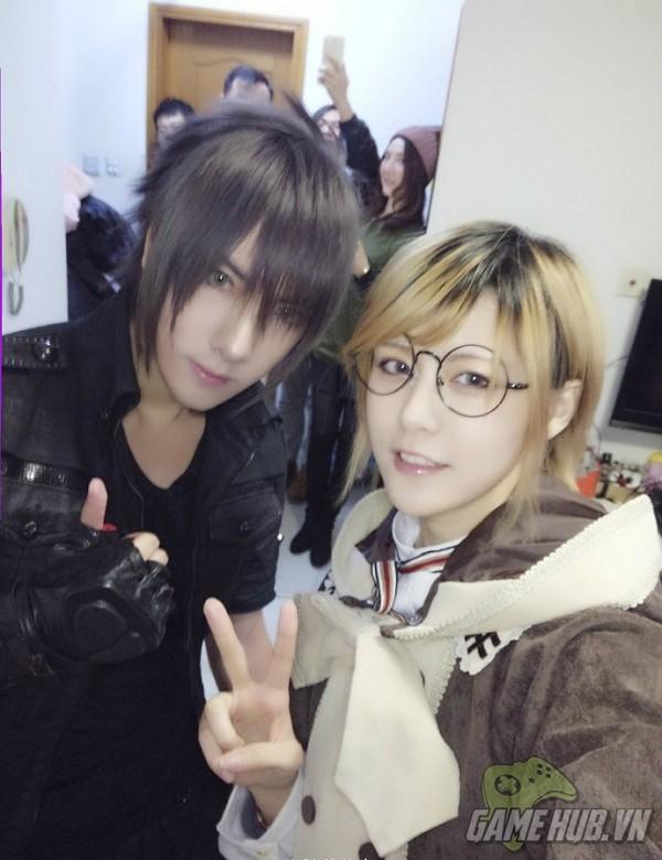 Đã tìm ra cặp đôi cosplay Final Fantasy 15 hoàn hảo nhất - ảnh 11