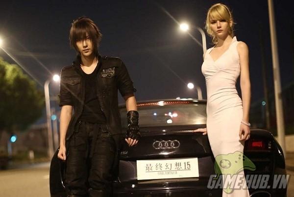 Đã tìm ra cặp đôi cosplay Final Fantasy 15 hoàn hảo nhất - ảnh 2