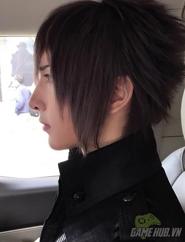 Đã tìm ra cặp đôi cosplay Final Fantasy 15 hoàn hảo nhất - ảnh 4