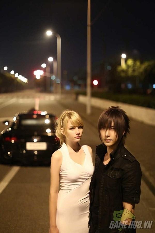 Đã tìm ra cặp đôi cosplay Final Fantasy 15 hoàn hảo nhất - ảnh 7