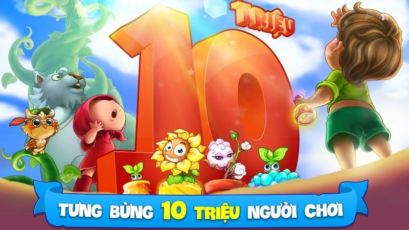 Khu Vườn Trên Mây - Game Việt Nam ấn tượng nhất năm 2016