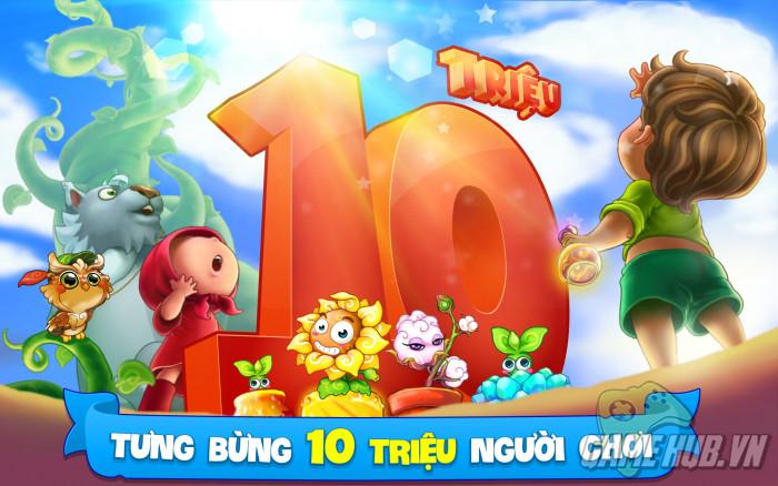 Khu Vườn Trên Mây - Game Việt Nam ấn tượng nhất năm 2016 - ảnh 2